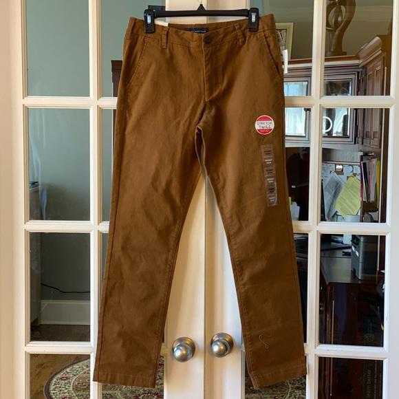Aeropostale Other - 🔥NWT Aeropostale Skinny Twill Pants, 30W x 30L